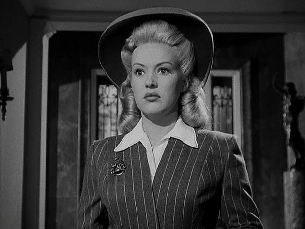 Betty Grable - I Wake Up Screaming Image