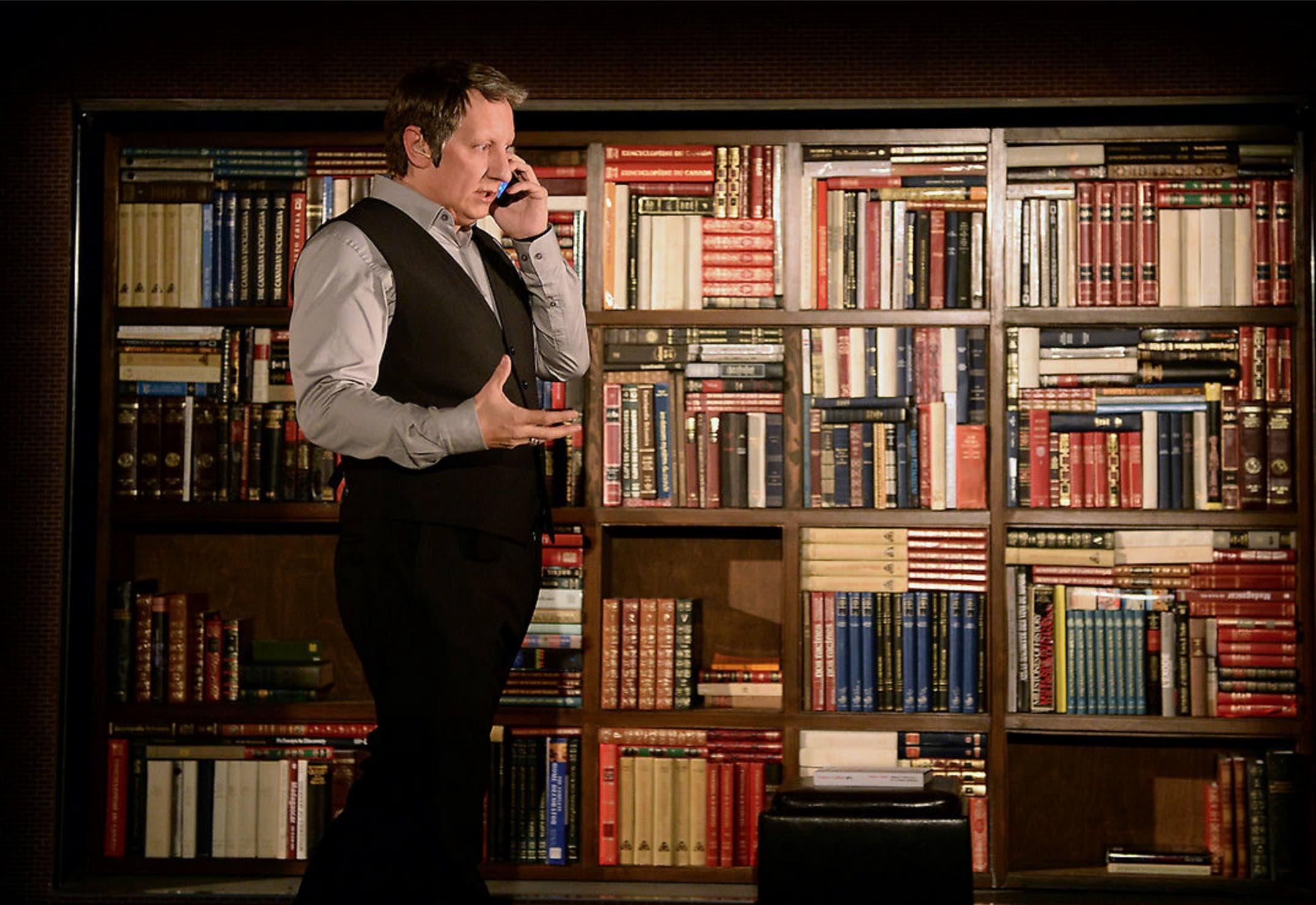 Robert Lepage Biography