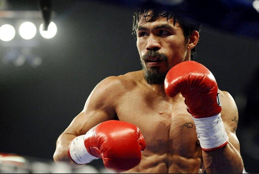 Manny Pacquaio Boxer