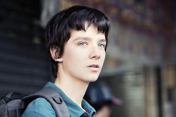 Asa Butterfield as Nathan in A Brilliant Young Mind