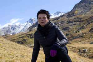 Juliette Binoche in The Clouds of Sils Maria
