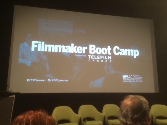 Filmmaker Boot Camp