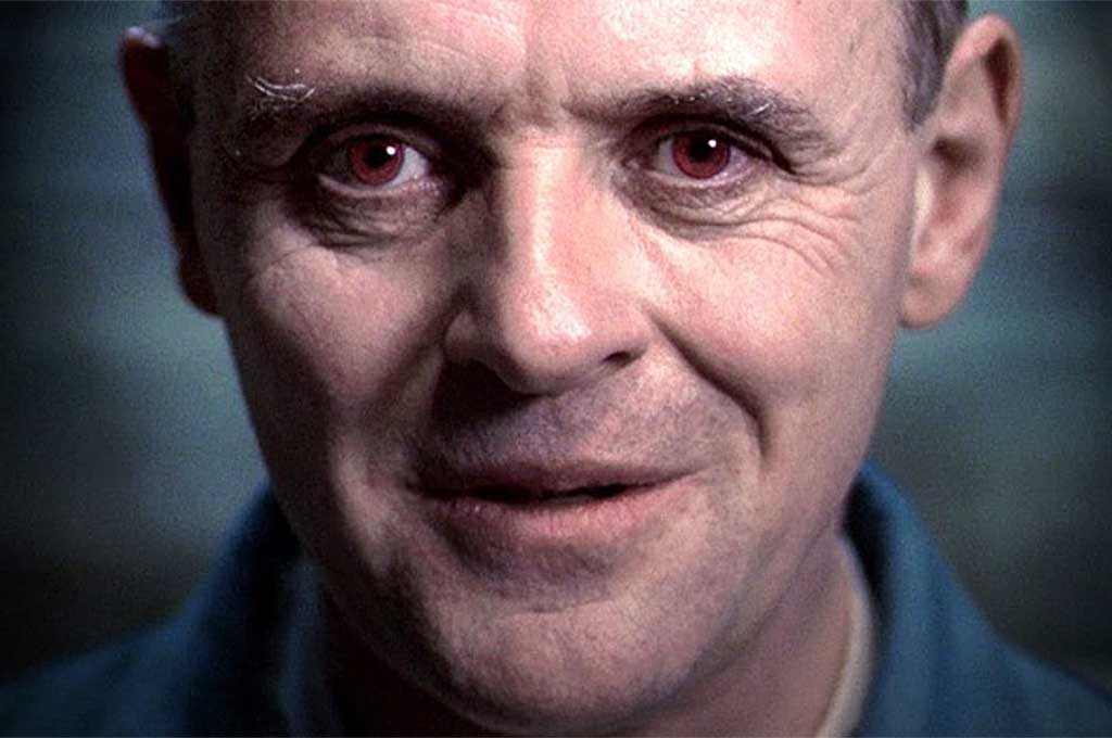 Anthony Hopkins as Hannibal Lecter - The Cannibal