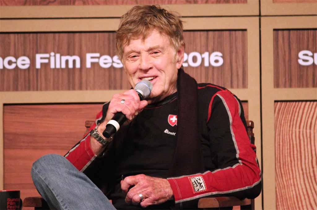 Robert Redford Sundance Film Festival 16 Diversity
