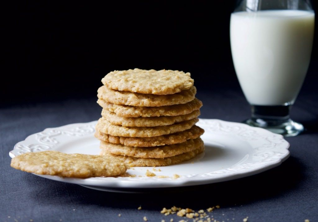 Baking Oatmeal Cookies Recipes Louise Crosby