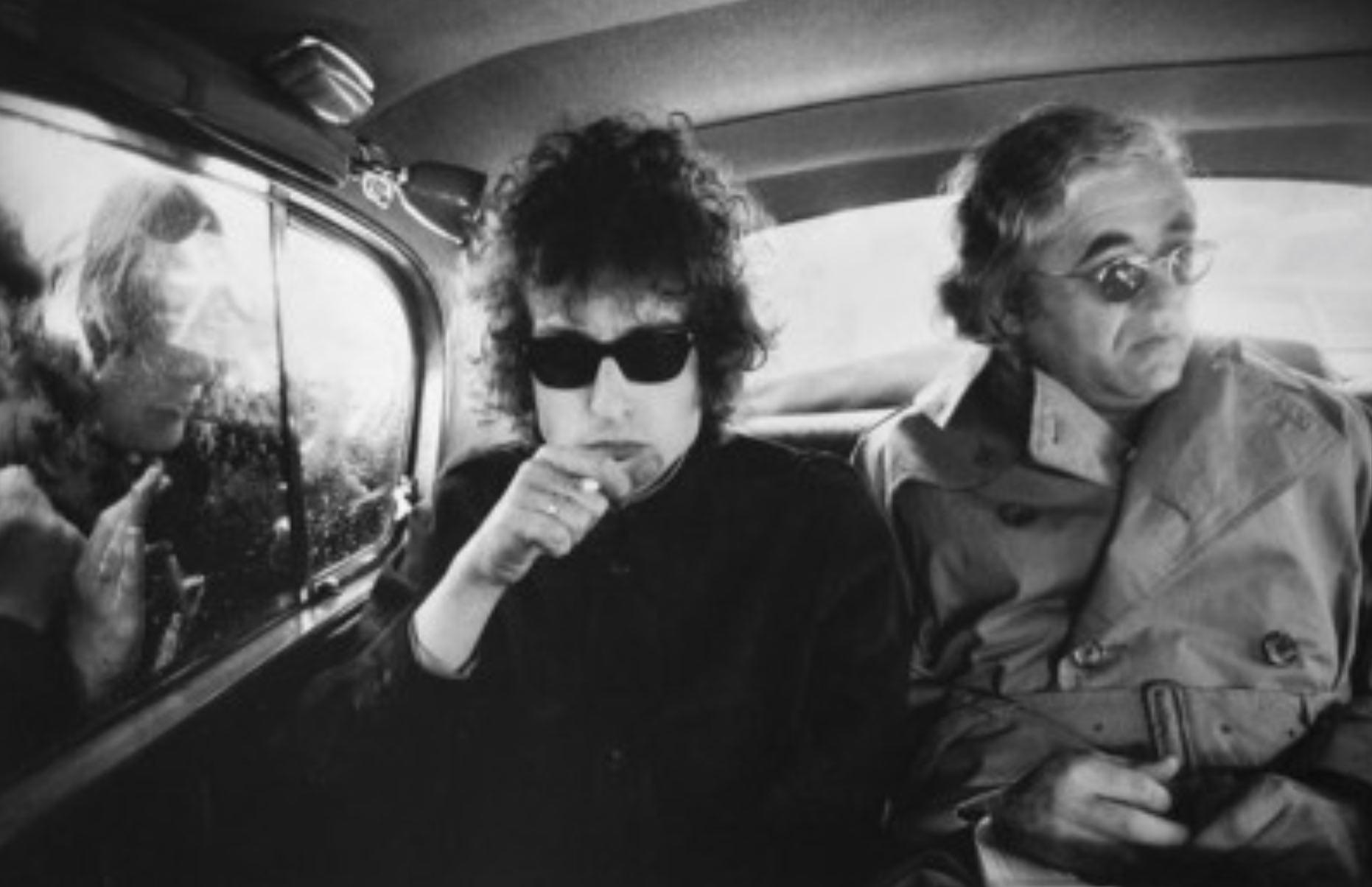 Bob Dylan Albert Grossman