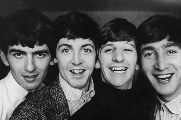 The Beatles Paul McCartney