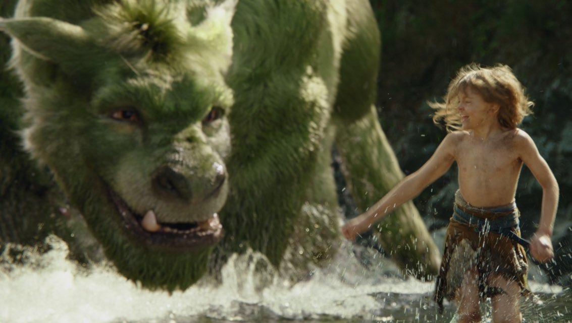 pete's dragon movie disney movie review