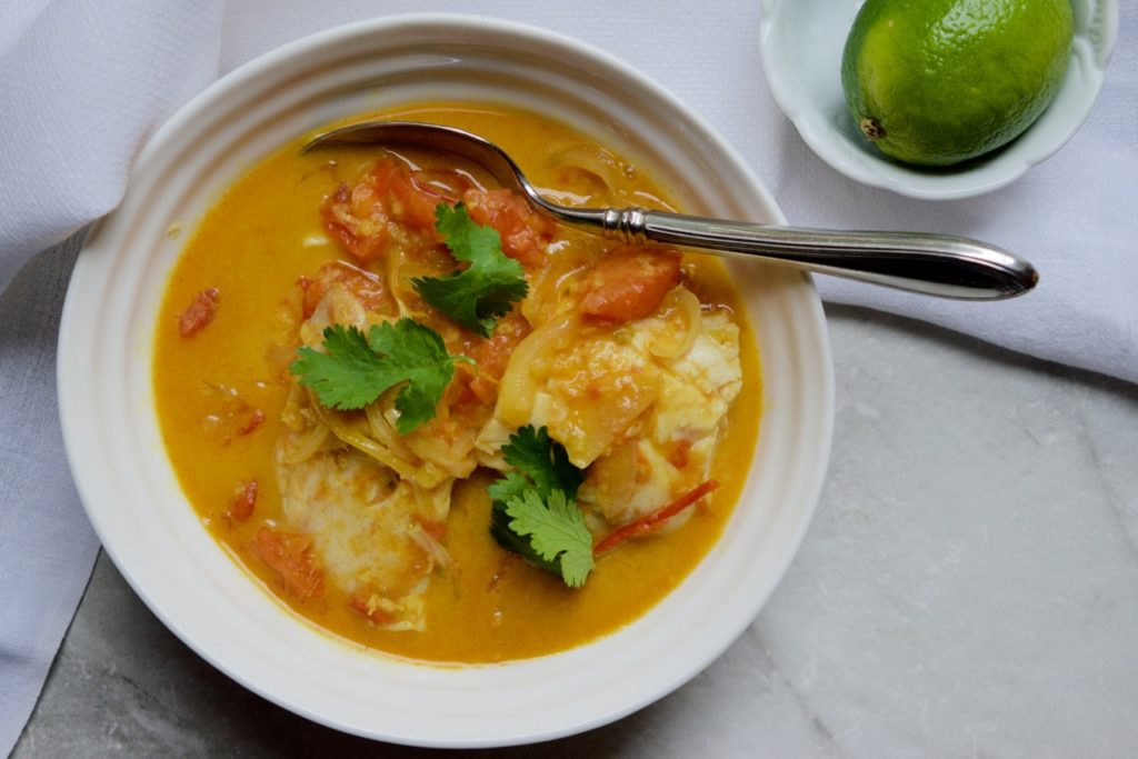 coconut fish curry a diwali delight recipe coconut fish curry when the ...