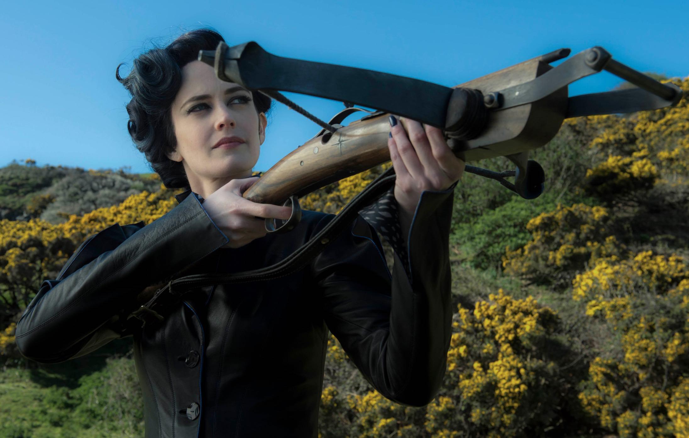 Miss Peregrine Movie Tim Burton Katherine Monk