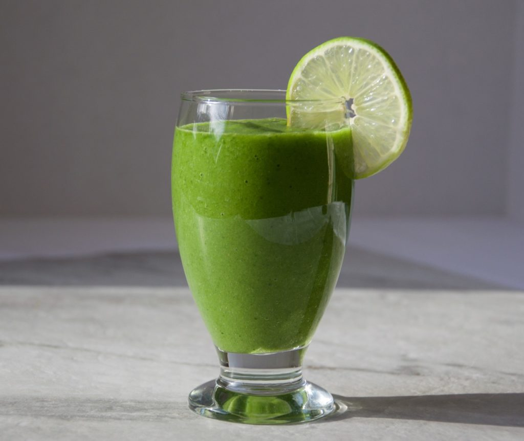 reset green smoothie