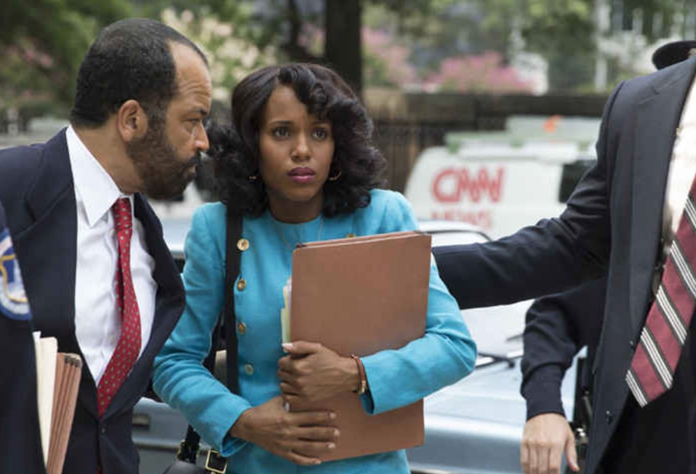 Confirmation Kerry Washington Anita Hill