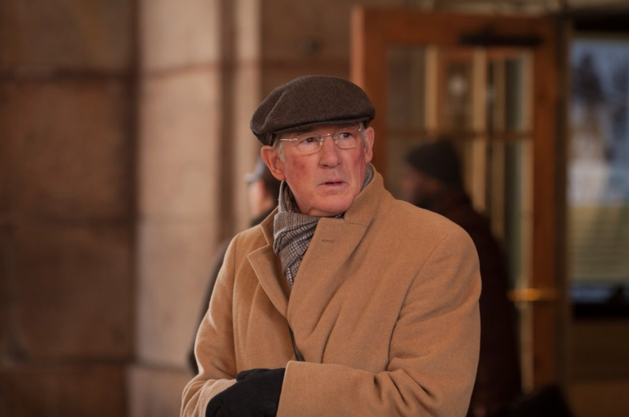 Richard Gere Norman