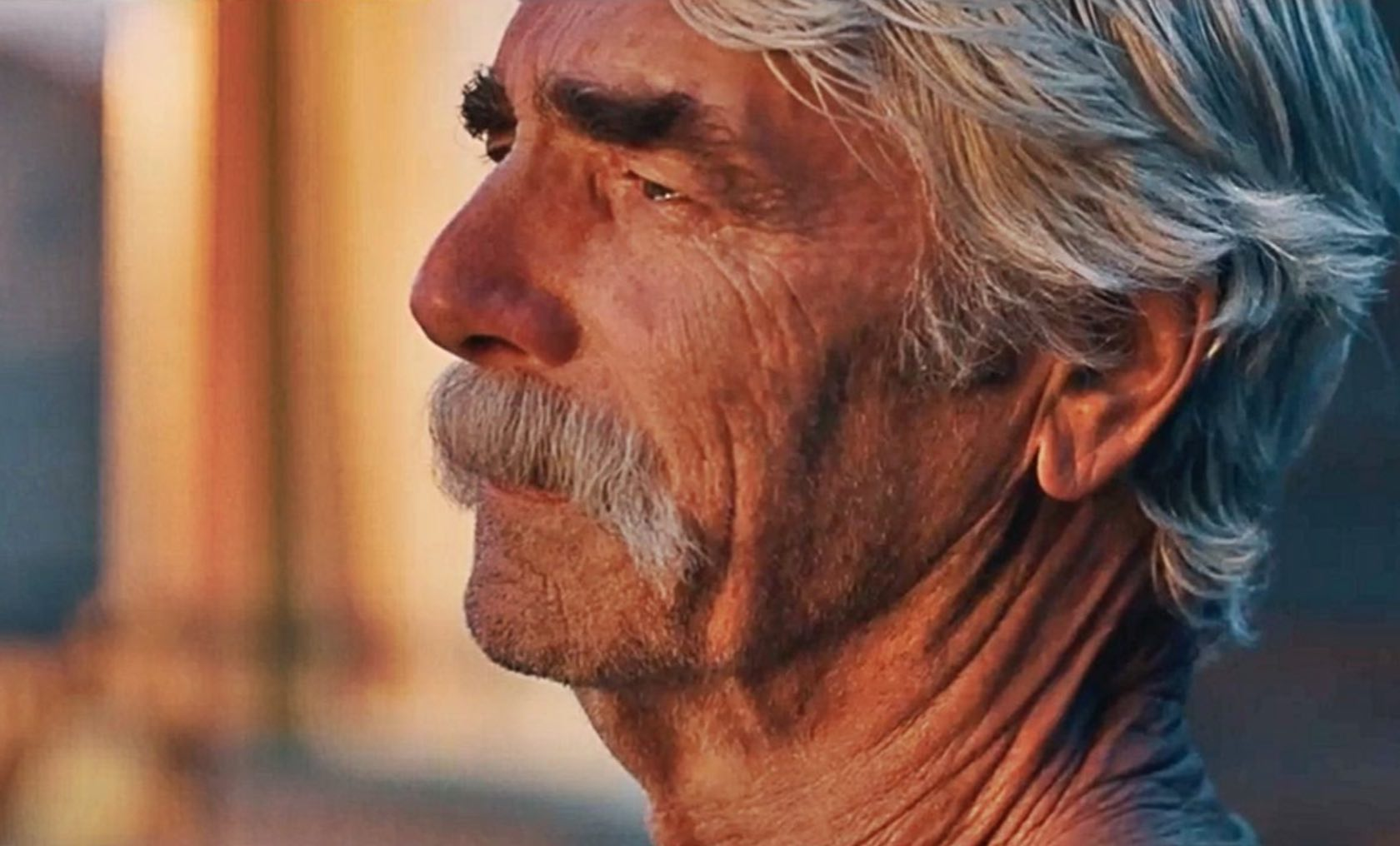 Sam Elliott Hero