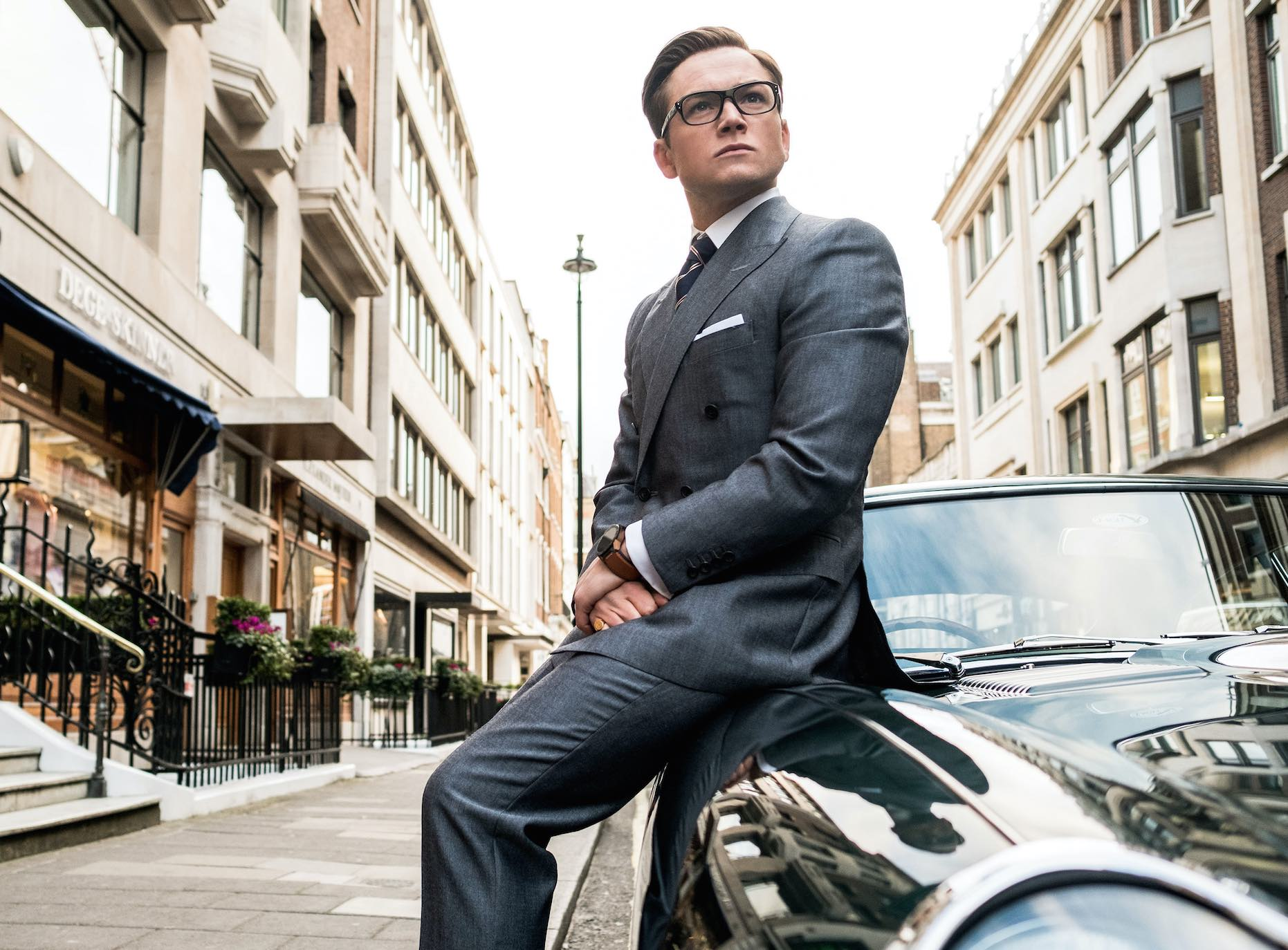 Kingsman Golden Circle Taron Egerton