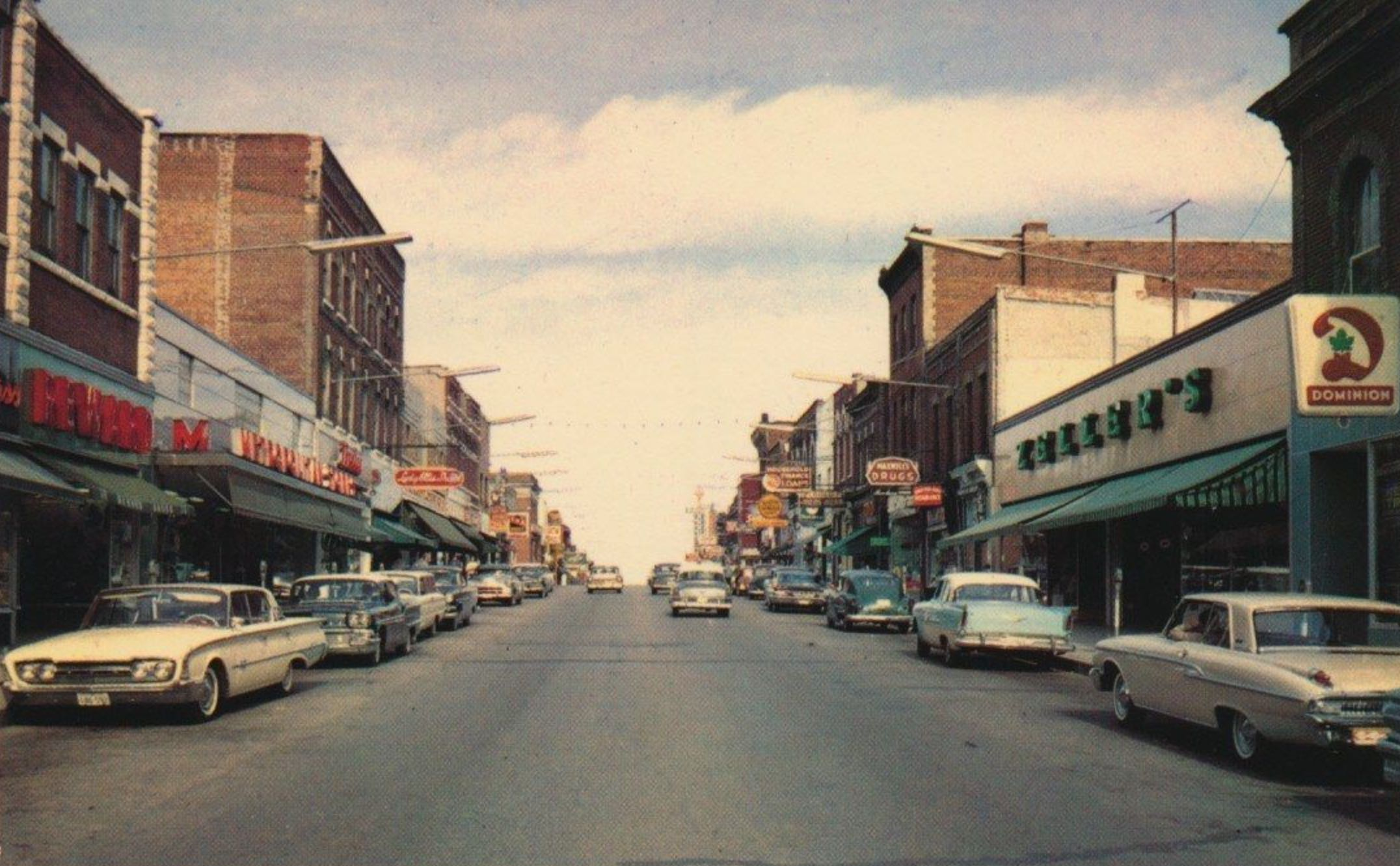 Orillia Ontario Main Street