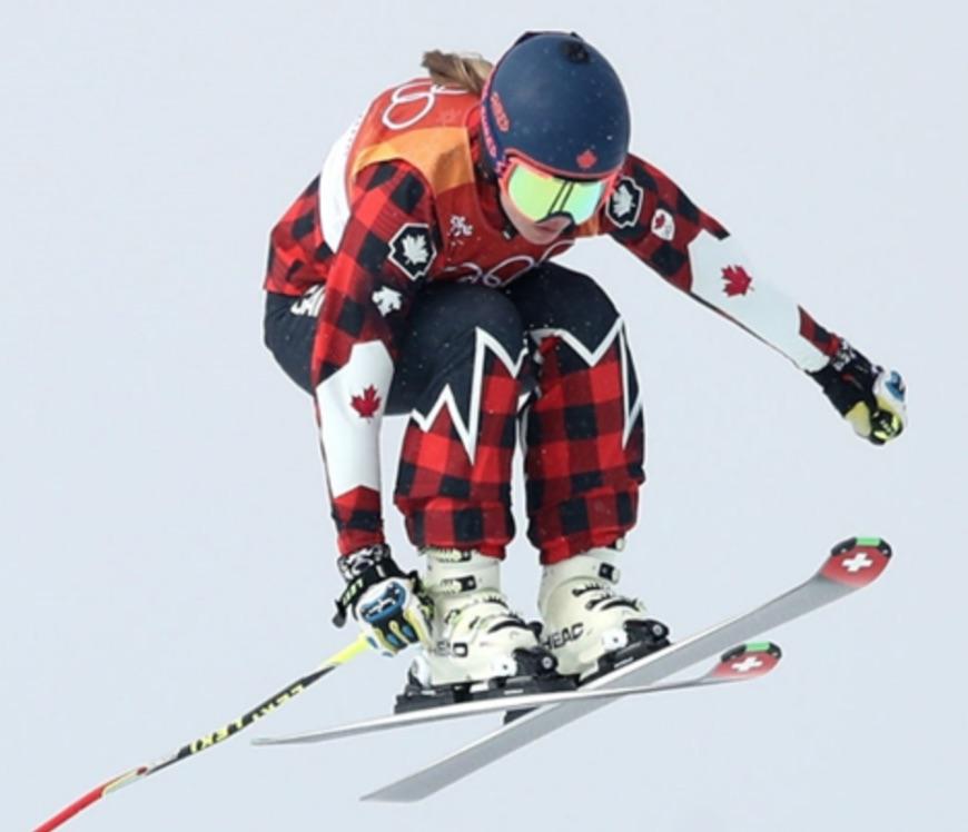 Canadian Tuxedo Ski Cross Descente Fashion