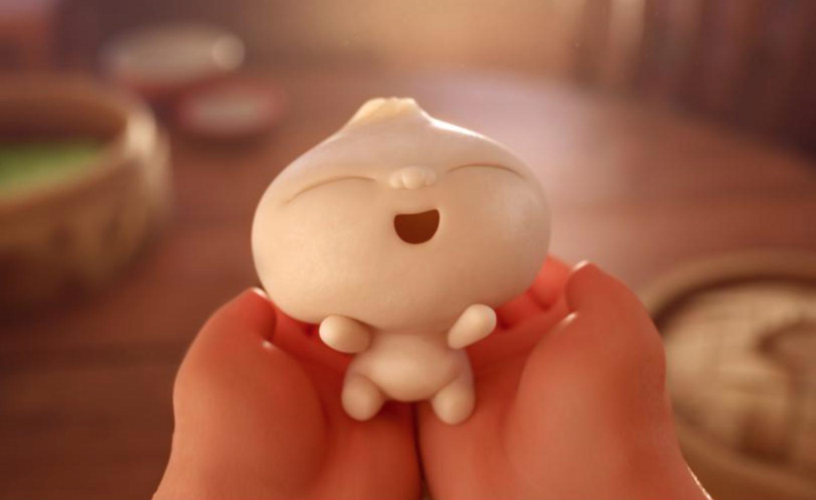 Bao Pixar Domee Shi
