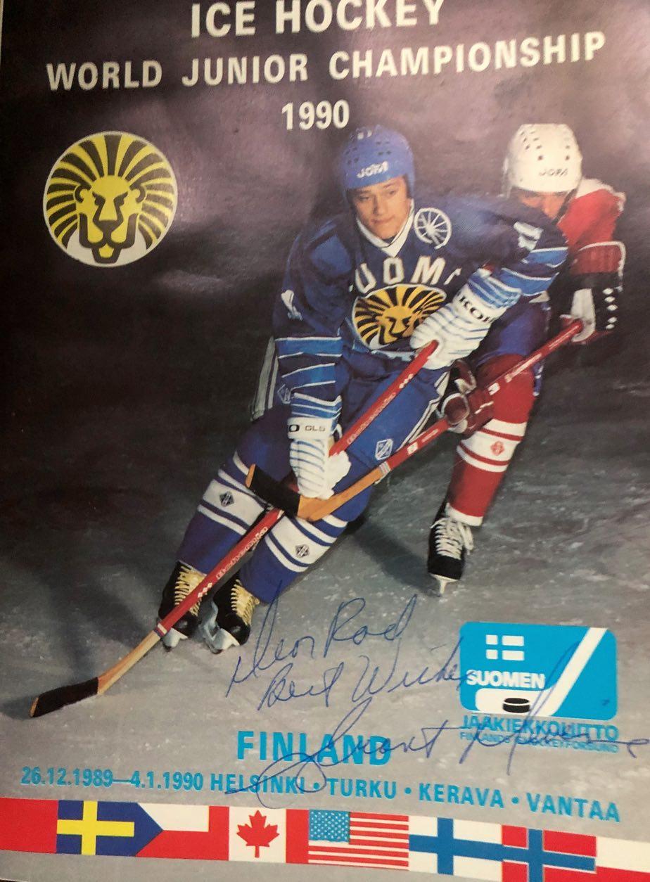 Finland Mickleburgh 1990